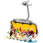 6 personaggi seduti con lo snowboard (JC54500)