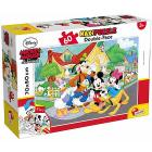 Puzzle Df Supermaxi 60 Mickey (66728)