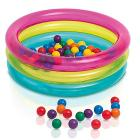 Piscina Baby 3 Anelli Palline Colorate (48674)
