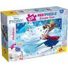 Puzzle Df Supermaxi 108 Frozen (66742)