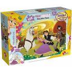 Puzzle Df Supermaxi 108 Rapunzel (66759)