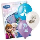 Palloncini Frozen 10 pezzi (Fbd021)