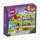 Il chiosco delle informazioni di Andrea - Lego Friends (41098)