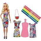 Barbie Fab. Crayola Fashions