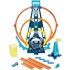 Track Builder, Playset Pista Triple Loop (GLC96)