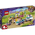 Addestramento equestre e rimorchio - Lego Friends (41441)
