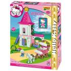 Castello con Carrozza Hello Kitty (86810)