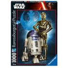 Puzzle Star Wars New collection - R2/D2&C/3PO (19682)