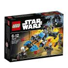 Speeder Bike del Bounty Hunter - Lego Star Wars (75167)