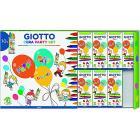 Giotto Party Set Colori Cera