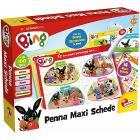 Bing Penna Maxi Schede (76871)