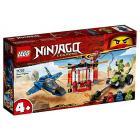 Battaglia sullo Storm Fighter - Lego Ninjago (71703)
