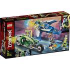 I bolidi di velocità di Jay e Lloyd - Lego Ninjago (71709)