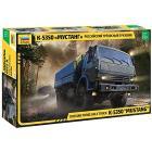 Kamaz Truck 3-Axle Scala 1/35 (ZS3697)