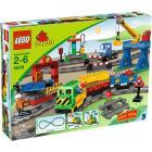 LEGO Duplo - Il grande treno merci e il centro di smistamento (5609)