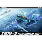 Aereo TBM-3 Uss Bunker Hill (AC12285)
