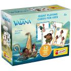 Vaiana Giant Cards (57047)