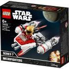 Microfighter Y-Wing della Resistenza - Lego Star Wars (75263)