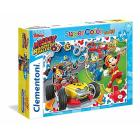 Mickey Roadster Racers Maxi 104 pezzi (23709)