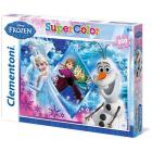 Puzzle Super Color 250 pezzi Frozen (29711)