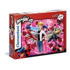 Miraculous Ladybug Puzzle Maxi 104 Pezzi (23712)