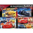 Cars 3 20 + 60 + 100 + 180 pezzi (7714)
