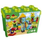 La mia grande scatola di mattoncini - Parco giochi - Lego Duplo Mattoncini (10864)