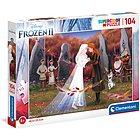 Puzzle 104 Pz Frozen 2 (25719)