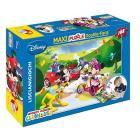 Puzzle df supermaxi 108 Mickey Club House