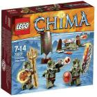 Tribù dei Coccodrilli - Lego Legends of Chima (70231)