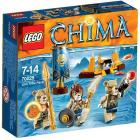 Tribù dei Leoni - Lego Legends of Chima (70229)
