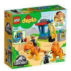 Torre del T Rex - Lego Duplo Jurassic World (10880)