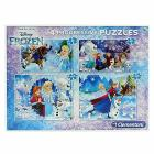 Frozen 20 + 60 + 100 + 180 pezzi (7723)