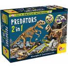 I'm A Genius Predators 2 in 1. Fossili dinosauro (77236)
