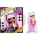 L.O.L. Surprise! O.M.G. Remix - con 25 Sorprese Bambola Kitty K