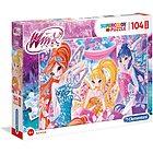 Puzzle 104 Maxi Winx