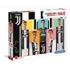 Puzzle Juventus 104 Pezzi Maxi (23725)