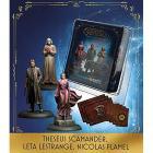 Hpmag T. Scamander, L. Lestrange, Flamel