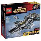 SHIELD Helicarrier Avengers - Lego Super Heroes (76042)