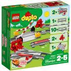 Binari Ferroviari - Lego Duplo (10882)