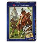 Puzzle 1000 Pezzi - Parzival