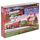 Trenino Natale Christmas luci suoni 14 pezzi (529015)