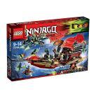 Il volo finale del Vascello del Destino - Lego Ninjago (70738)