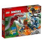 Fuga dal Pteranodonte Lego Juniors Jurassic World (10756)