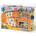Edukit 4 in 1 Geronimo Stilton