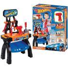 Hot Wheels Banco Lavoro con Trapano (FR57409)