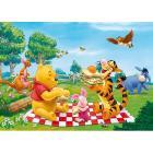 Puzzle 104 pezzi Winnie the Pooh pic nic