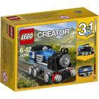 Locomotiva Blu - Lego Creator (31054)