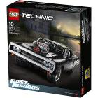 Dom's Dodge Charger Fast and Furious - Lego Technic (42111)