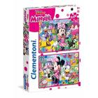 Minnie Happy Helper 2 x 20 pezzi (24750)
